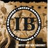Hotet mot vår säkerhet (limiterad marble-vinyl)
