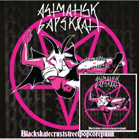 Blackskatecruststreetpopcorepunk (Vinyl-LP)