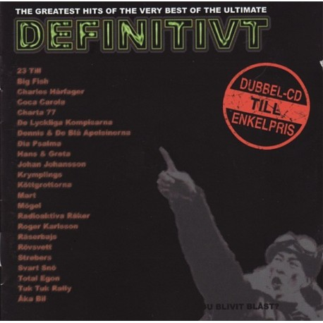 Definitivt The Greatest Hits..