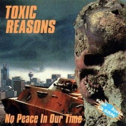 No Peace In Our Time (CD)