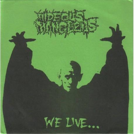 """We Live... ...You Sleep (7"""")"""