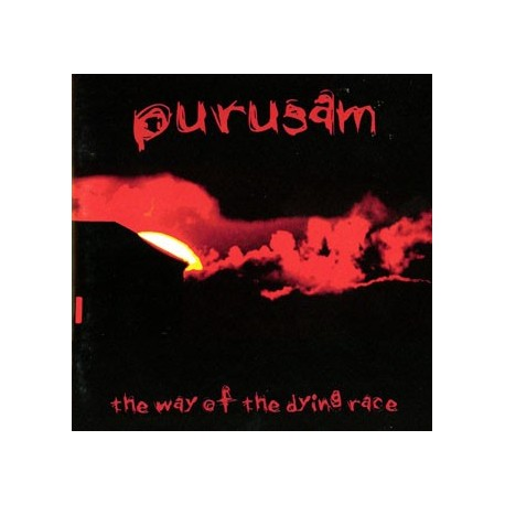 The Way Of The Dying Race (CD)
