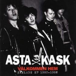 Asta Kask - Välkommen Hem - Samlade EP 1980-86 (2 x vinyl LP)