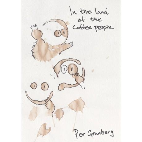 In The Land Of The Coffee People (bok) (Förhandsbokning)