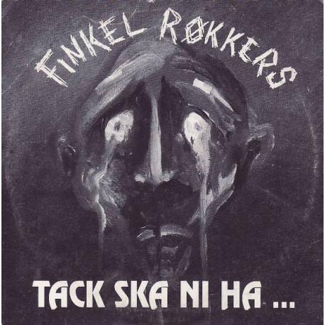 Tack Ska Ni Ha... (CD EP)