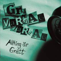 Allting är grått (Vinyl LP)
