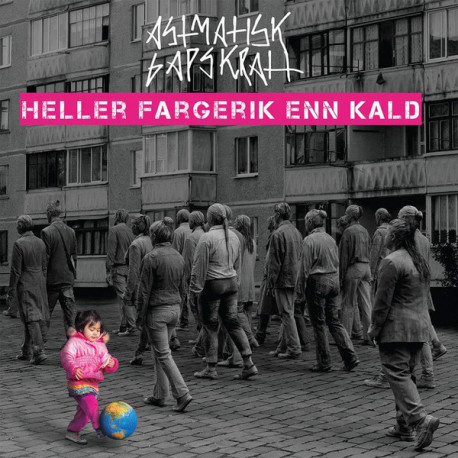 Heller fargerik enn kald (vinyl LP)