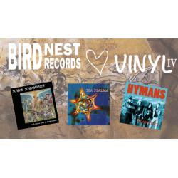 Birdnest Hjärta Vinyl IV - alla sex utgåvorna