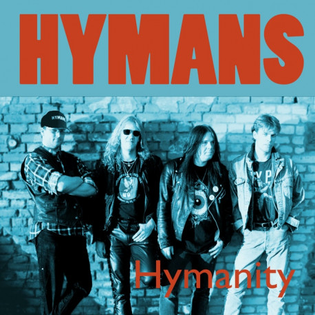 Hymanity (vinyl) (Förhandsbokning)