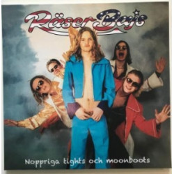 Noppriga Tights Och Moonboots (Limited gatefold röd vinyl)